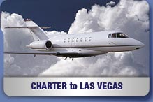 >Charter Flight to Las Vegas
